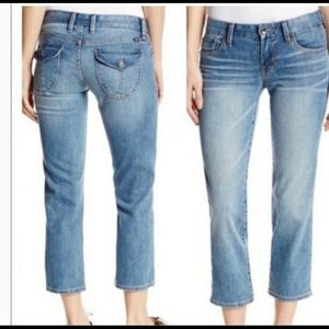 Lucky Brand Sweet Jean Crop jeans size 10 or 30